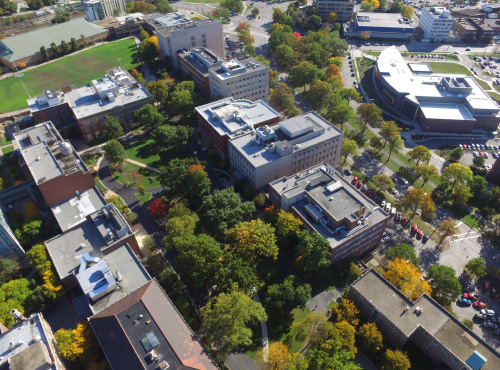 Aerial-View-of-Case-Western-Resrve-University