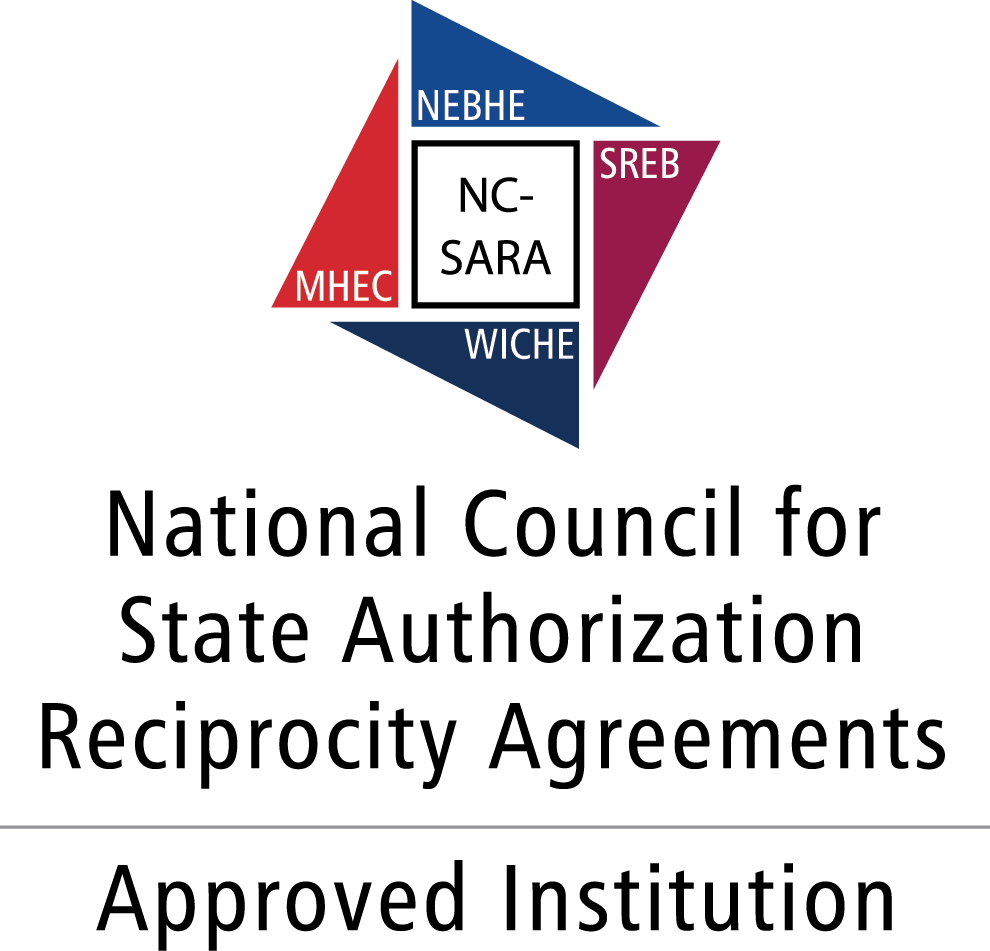 NC-SARA Approved Instution Logo